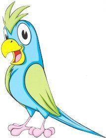 Parrot Clipart. Imágenes Para Isabella-Parrot Clipart. imágenes para Isabella-15