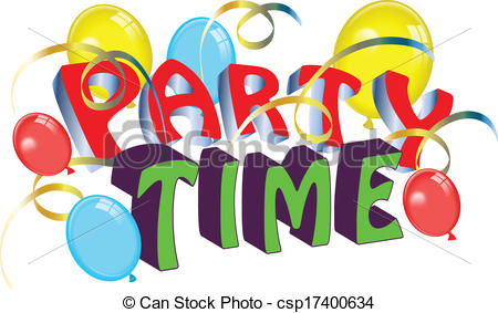 party time clip art