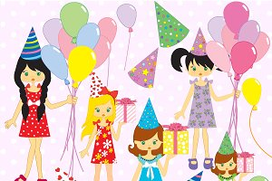 Party Clipart-Clipartlook.com-300