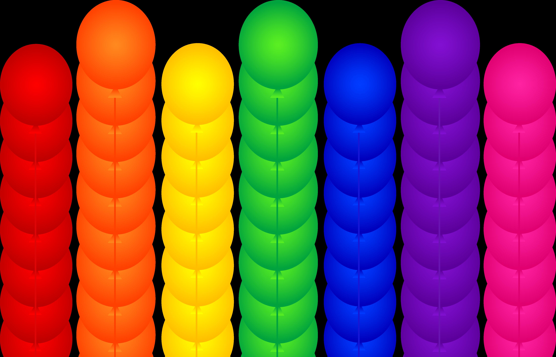 party clipart - Balloons Clip Art