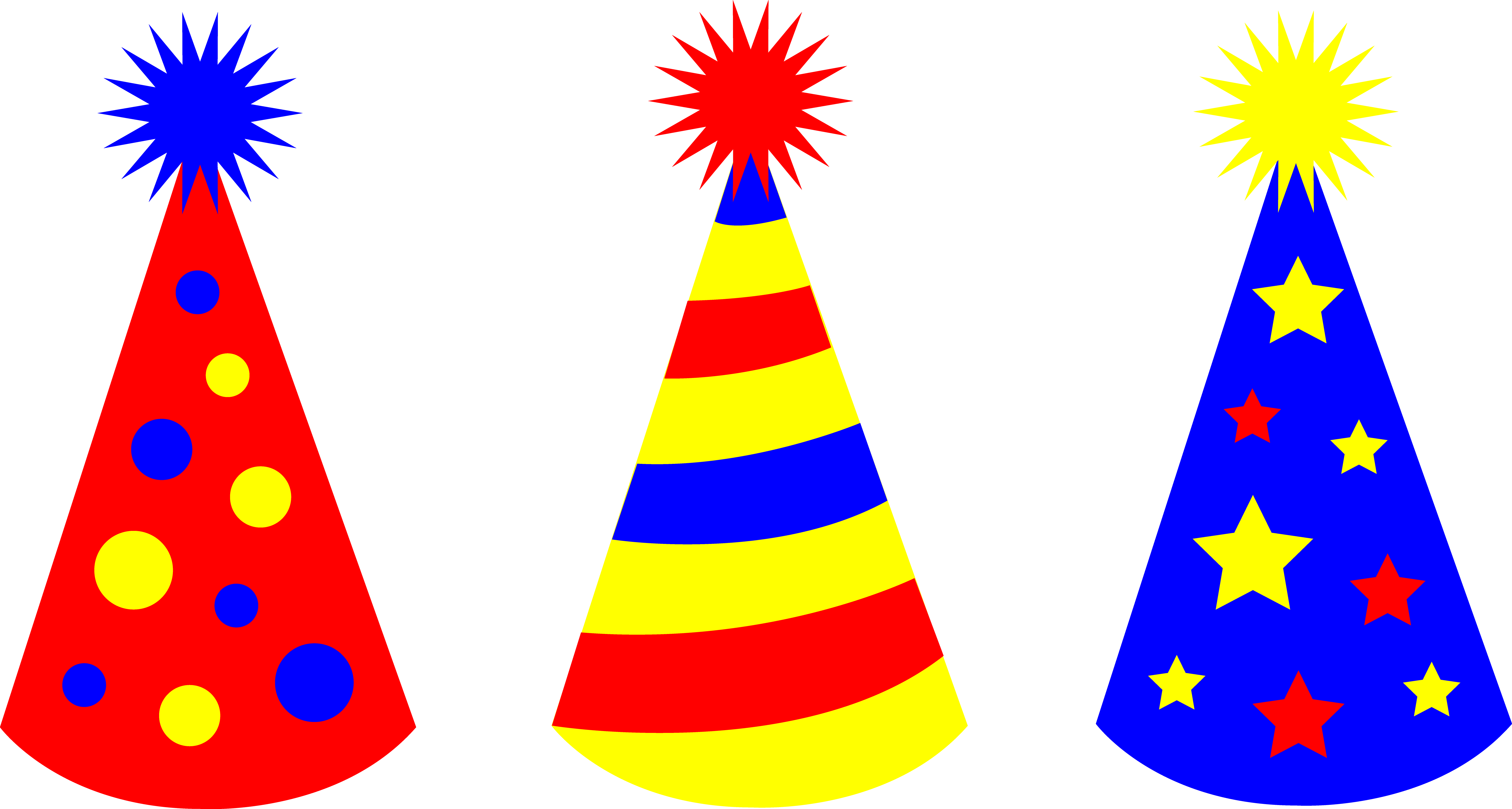 ... Party Hat Clip Art - clipartall ...