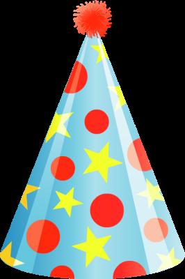 Party Hat Image Clipart Best