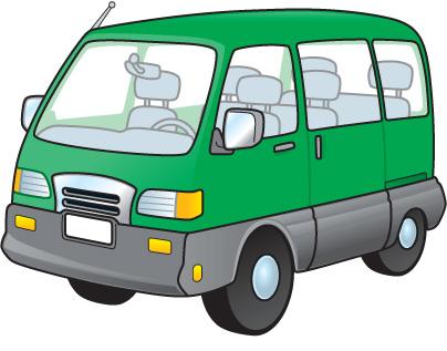 Passenger Van Clipart | Clipart Panda - Free Clipart Images