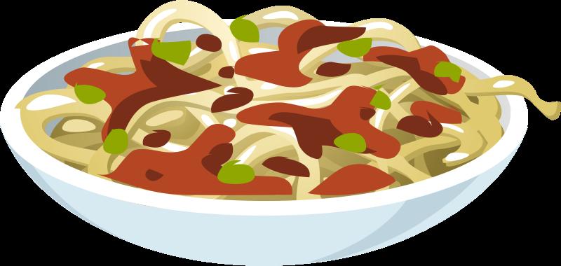 pasta clipart