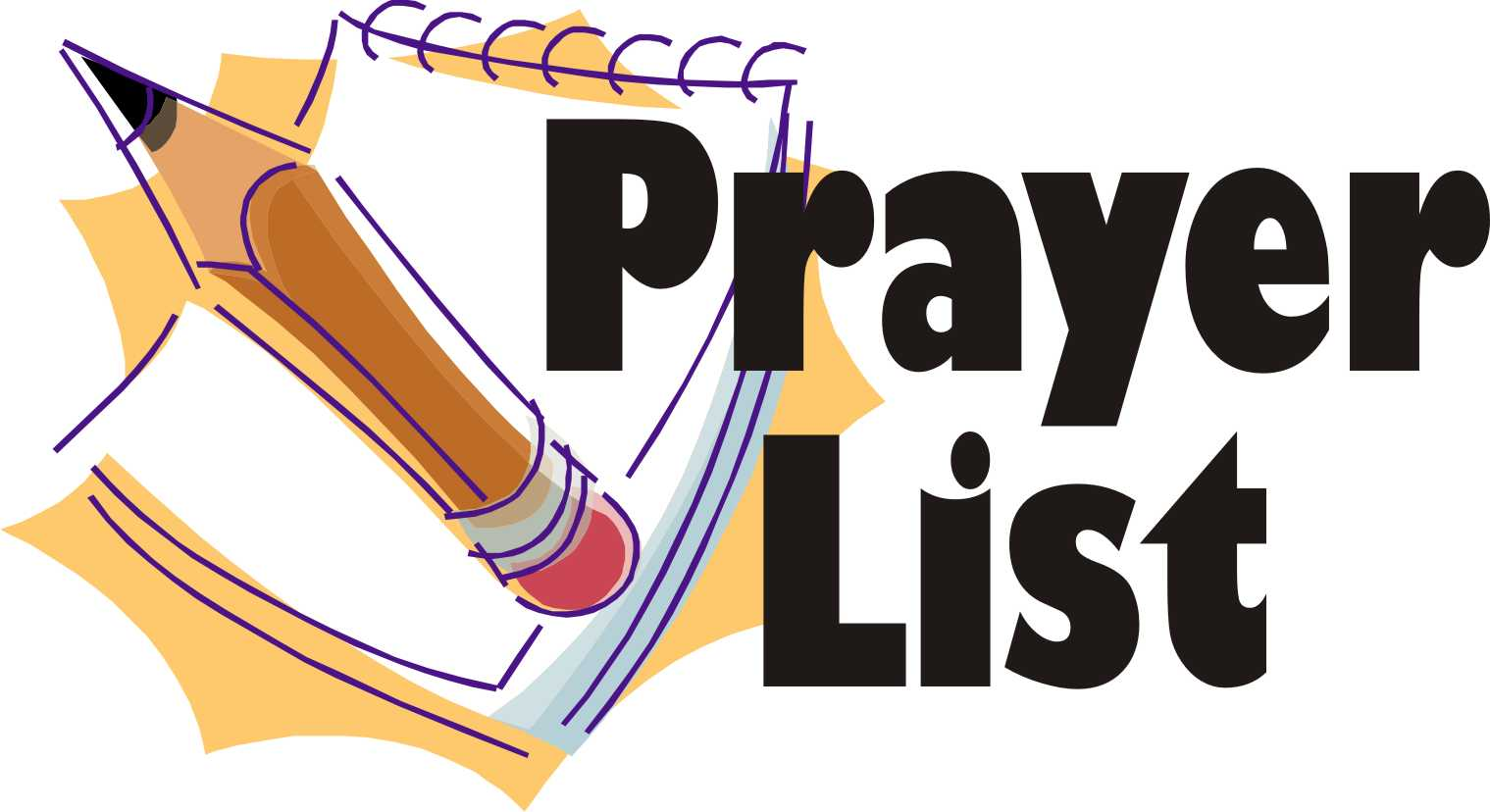Pastoral Meanderings The Parish Prayer List