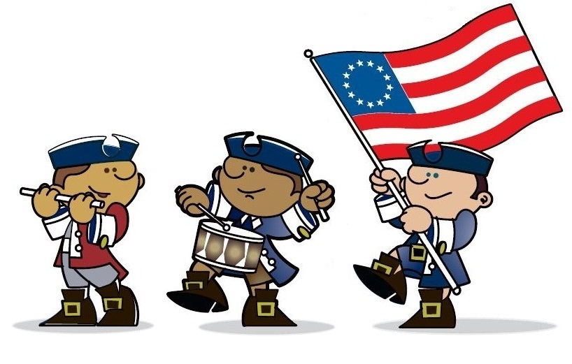 patriot clipart