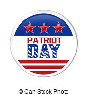 ... Patriot Day - An illustration of Patriot Day on a white.
