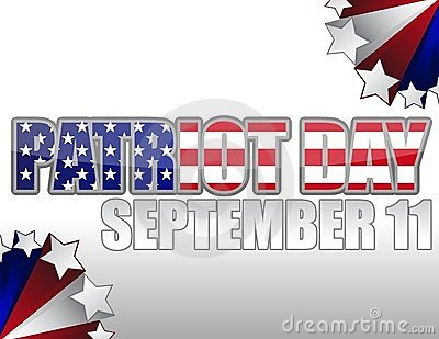 Patriot Day Card. Patriot Day Card. Patriot Clipart