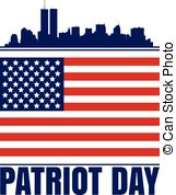 ... Patriot Day - Design for Patriot Day-... Patriot Day - Design for Patriot Day with New York... Patriot Day Clip Artby ...-6