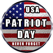 Patriot Day never forget USA