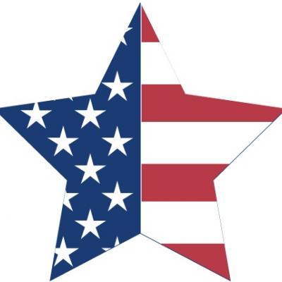 Patriotic clip art free 3