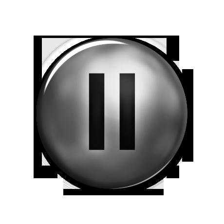 Pause Button Transparent PNG-Pause Button Transparent PNG-12