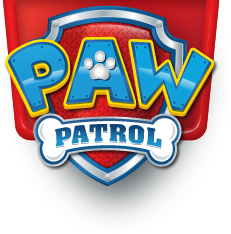 Paw patrol cake and Paw - Paw Patrol Logo Clipart