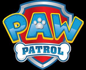 Paw Patrol Logo Vector - Paw Patrol Logo Clipart