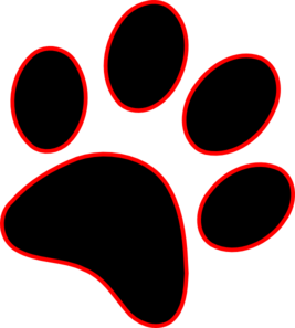 Paw Print Clip Art At Clker Com Vector C-Paw Print Clip Art At Clker Com Vector Clip Art Online Royalty Free-12