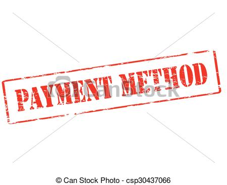 Payment method - csp30437066