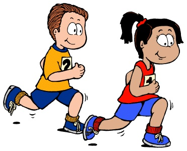 Pe physical education clipart 2