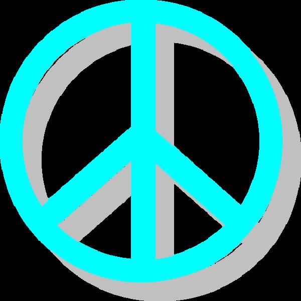 Peace sign vector clip art-Peace sign vector clip art-10