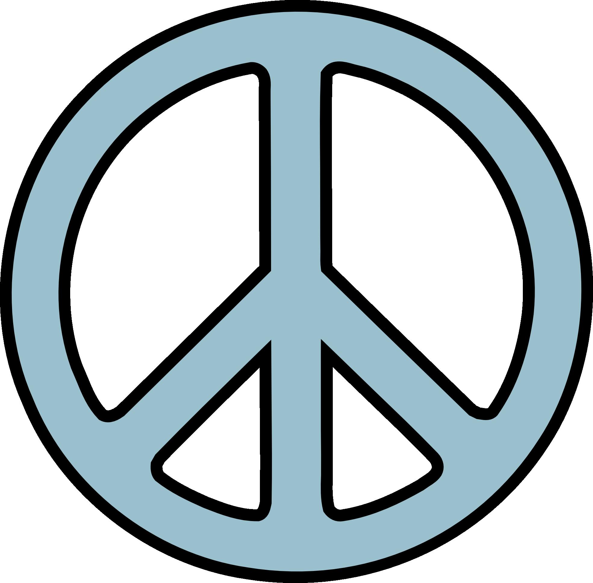 Peace Signs Clip Art-Peace Signs Clip Art-12