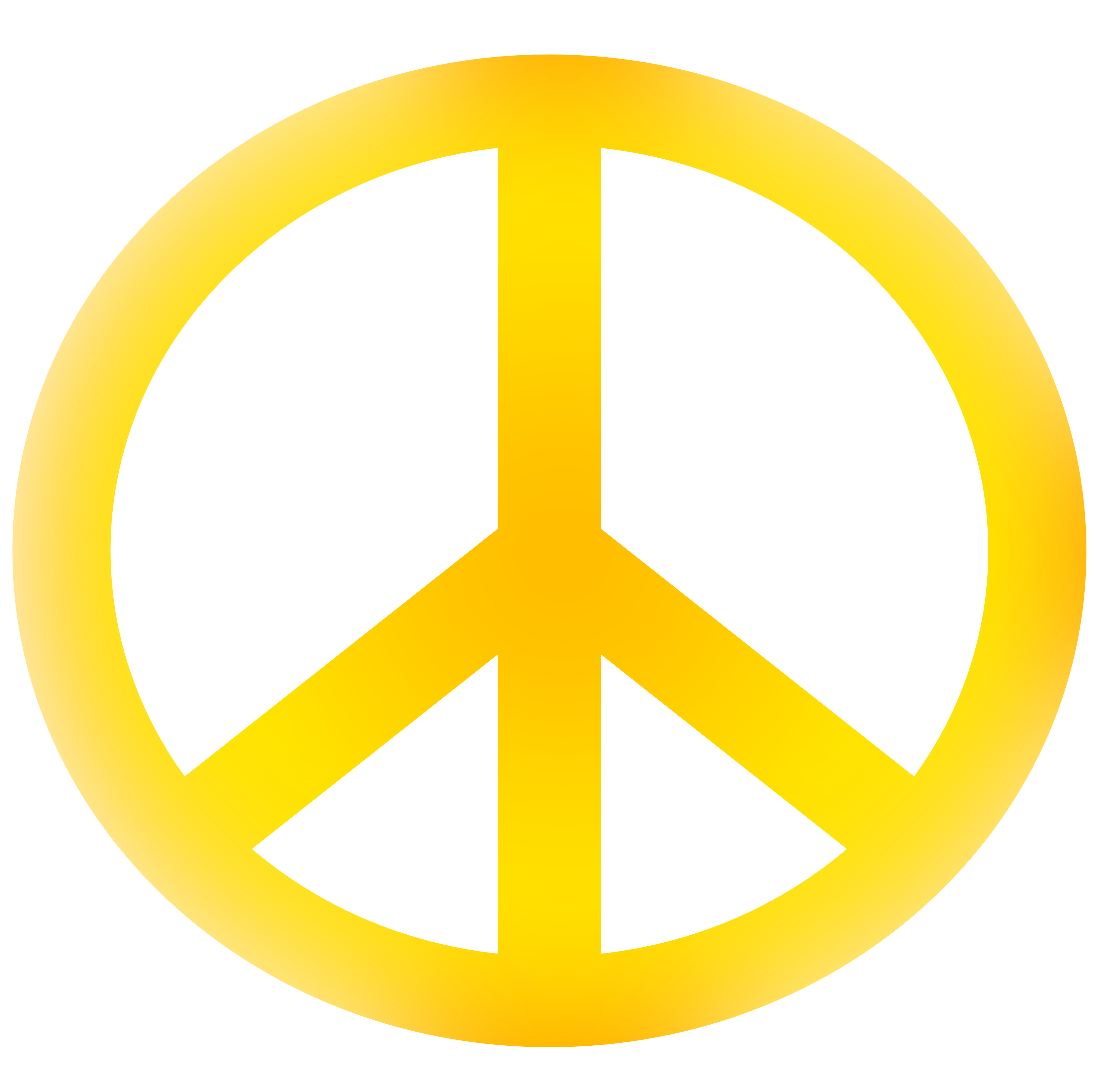 Peace Signs Clip Art Peace Si - Peace Sign Clipart