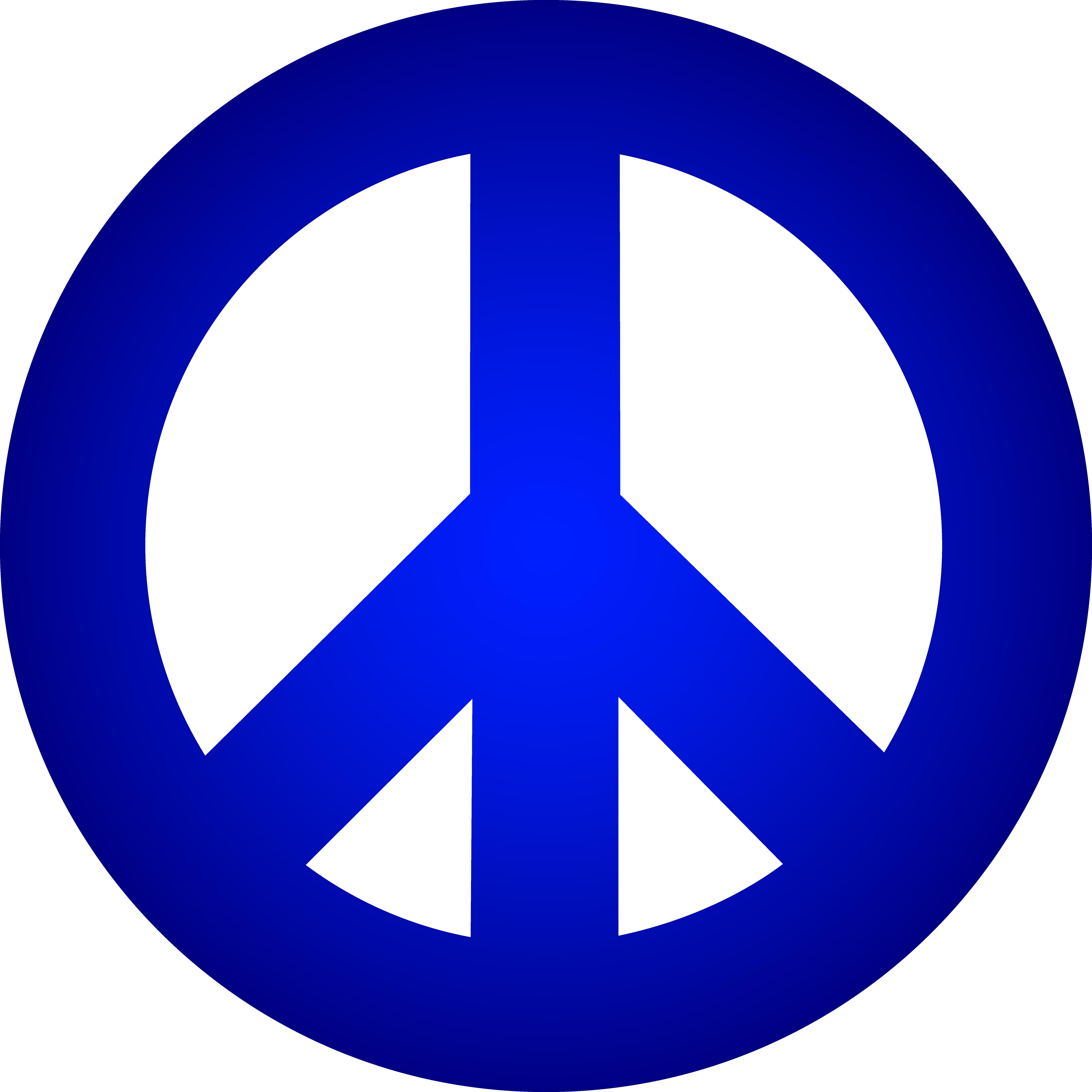 Peace Signs Clip Art