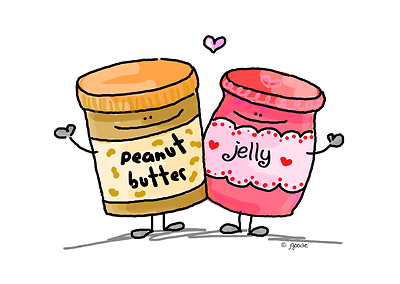 peanut butter and jelly clipart-peanut butter and jelly clipart-3
