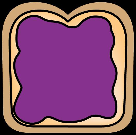 ... Peanut Butter and Jelly Clip Art u00-... Peanut Butter and Jelly Clip Art u0026middot; Bread with Jelly-6