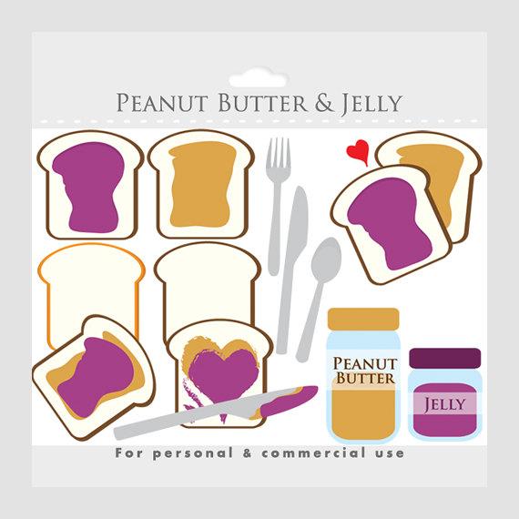Peanut butter and jelly .-Peanut butter and jelly .-14