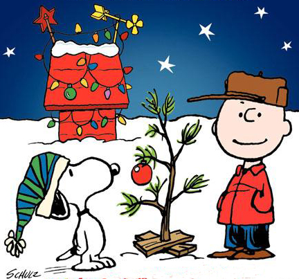 Peanuts Christmas Clipart .