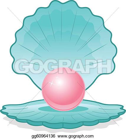 Pearl Necklace U0026middot; Pink Pearl I-pearl necklace u0026middot; Pink pearl in shell-7