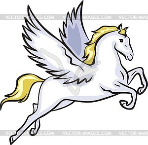 Pegasus Clip Art #48-pegasus clip art #48-2