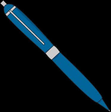 Pen clip art free clipart images 2