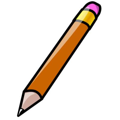 Pencil Clip Art - Free Pencil Clipart