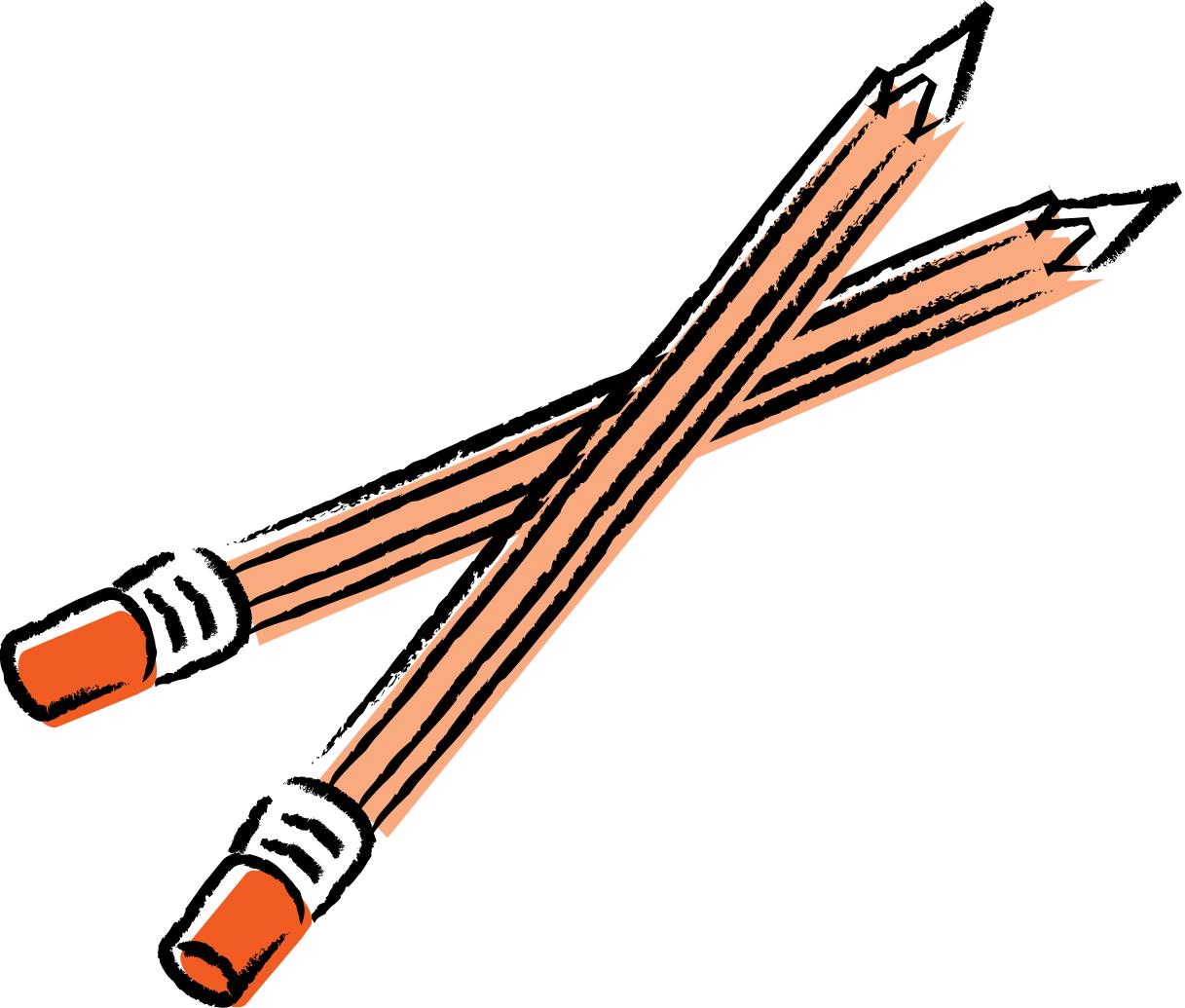 Pencil Clip Art-Pencil Clip Art-11