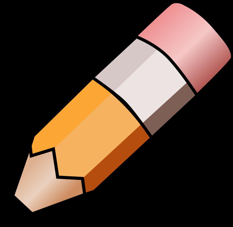 Pencil Clip Art-Pencil Clip Art-12