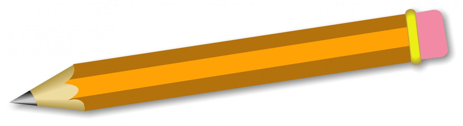 Pencil Clip Art - clipartall