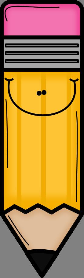 ORANGE PENCIL CLIP ART-ORANGE PENCIL CLIP ART-8