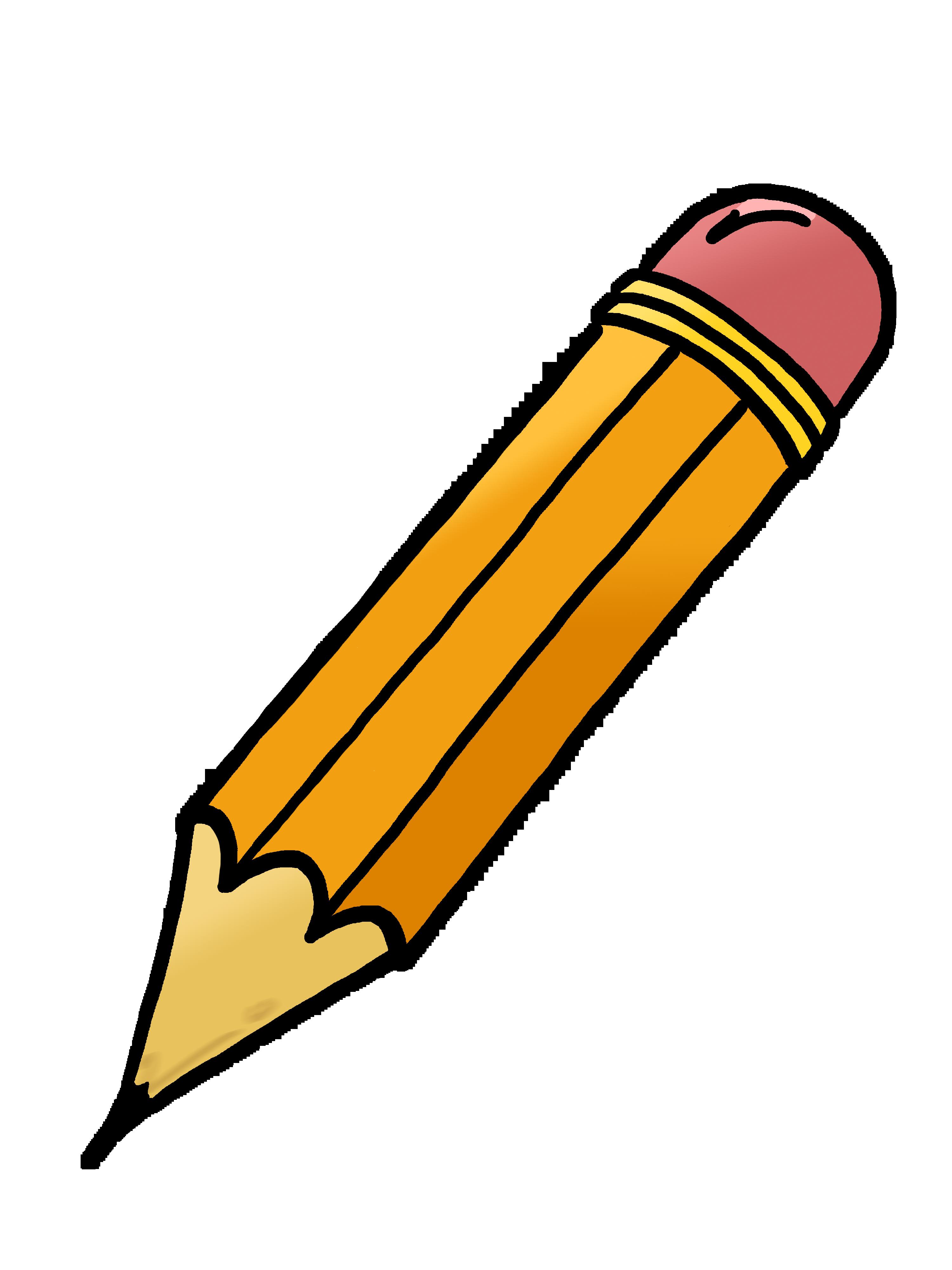 Pencil Clipart-pencil clipart-14