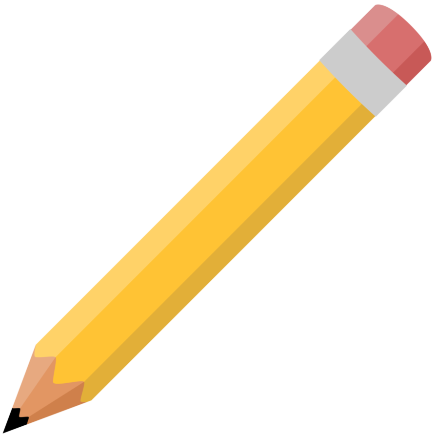 pencil clipart png
