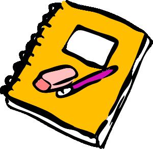 Pencil Eraser And Journal Clip Art At Cl-Pencil Eraser And Journal Clip Art At Clker Com Vector Clip Art-2