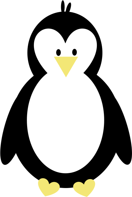 Penguin Clip Art | Clipart library - Free Clipart Images