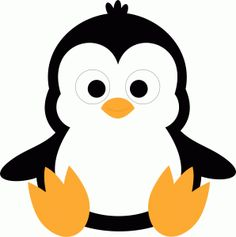 Penguins clip art - Cute Penguin Clipart