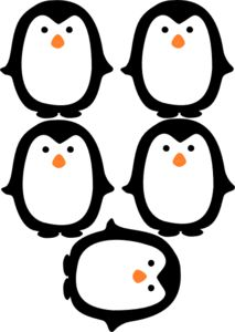 Penguins clip art - vector clip art online, royalty free u0026amp; public domain