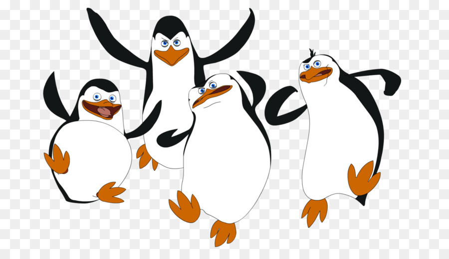 Penguin Madagascar Drawing Film Clip art - penguins