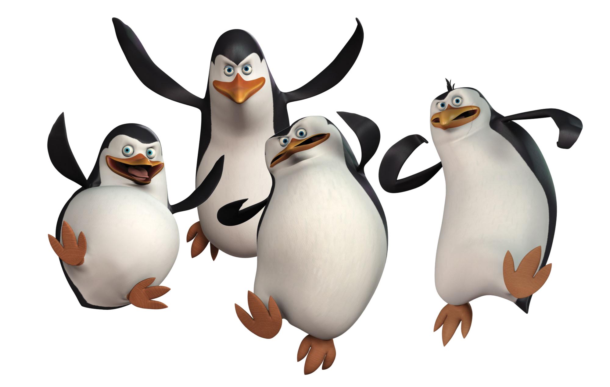 Penguins Of Madagascar PNG Clipart-Penguins of Madagascar PNG Clipart-12