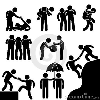 People Helping Others Clipart-People Helping Others Clipart-15