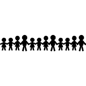 ... People Holding Hands Clipart Clipart - Free to use Clip Art Resource ...