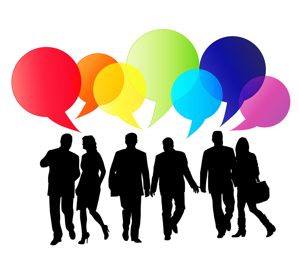 People Talking Different Languages Clipa-People Talking Different Languages Clipart Best-12