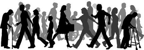 People Walking Stock Photos-People walking Stock Photos-15