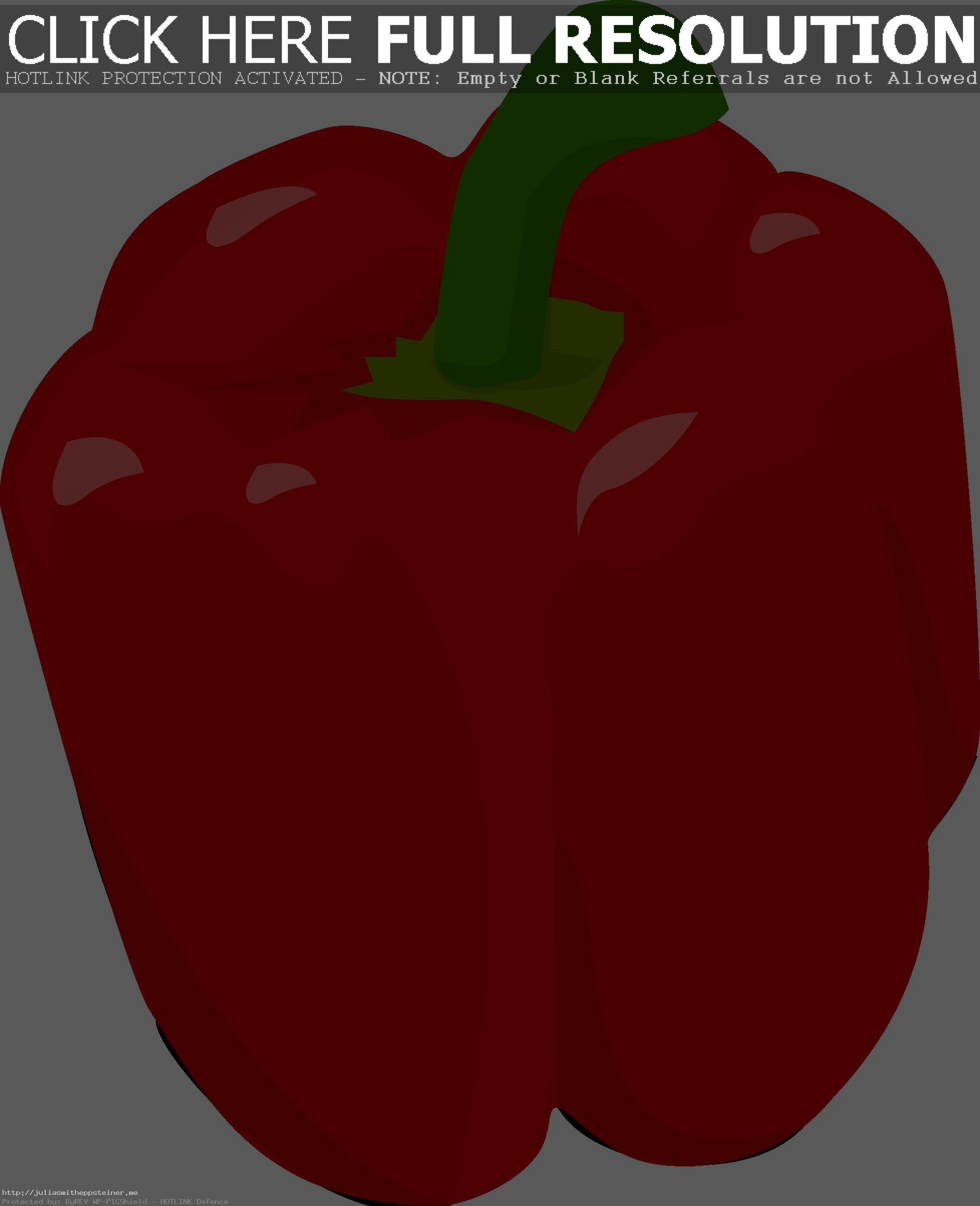 Clipart Bell Pepper ClipartLook.com